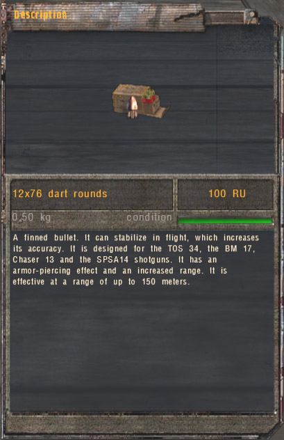 12x76 dart rounds (Click image or link to go back)