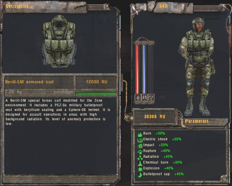 Berill-5M Armored Suit (Click image or link to go back)