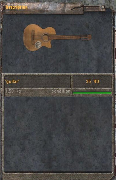 """Guitar"" (Click image or link to go back)"