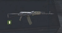 Fast-shooting Akm 74/2 (Click to view large version)